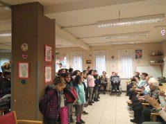 Día Internacional del Euskera 2019 en el Centro de Día de Personas Mayores de Bergara