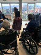 Nueva centenaria en la Residencia de mayores Txurdinagabarri