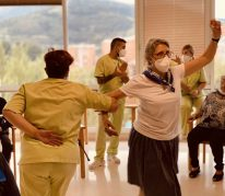 Semana Grande en la Residencia Txurdinagabarri