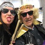 Rock and roll Bilboko Txurdinagabarri adinduentzako Egoitzan