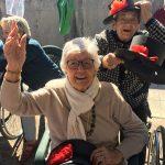 Feria de Abril en la Residencia de mayores Txurdinagabarri