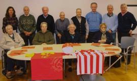 Taller de Reminiscencia con ex jugadores del Athletic de Bilbao