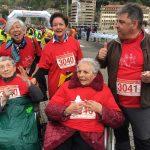 La Residencia de mayores txurdinagabarri, en la Carrera Familiar de Bilbao