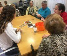 Programa Intergeneracional 2019 en la Residencia de mayores Txurdinagabarri