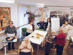 Día Internacional del Euskera 2019 en el Centro de Día de Personas Mayores de Soraluze