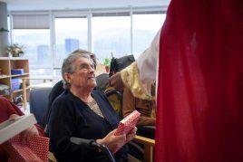 Día de Reyes en la Residencia de mayores Txurdinagabarri