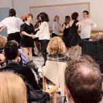 Baila Donosti en la Residencia Txurdinagabarri de Bilbao