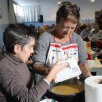 Tortas de San Blas en la Residencia Barandiaran de Durango