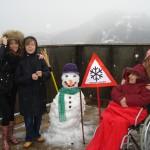 Nieve en Txurdinagabarri