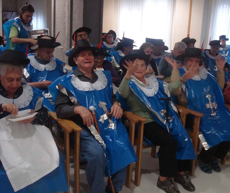 Carnavales en Txurdinagabarri
