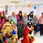 Navidades en la Residencia de Personas Mayores Txurdinagabarri