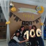 Tere cumple 100 años