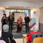 Acto en la Residencia de ancianos Santiago de Villabona