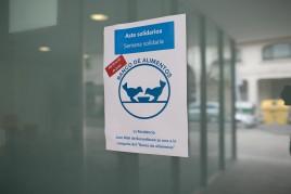 Recogida de alimentos para el Banco de Alimentos de Bizkaia