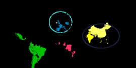 Mapa Hermanas Hospitalarias