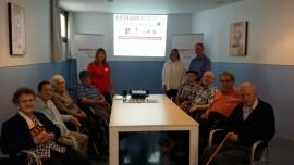Taller de Reminiscencia en la Residencia de personas mayores Joxe Miel Barandiaran de Durango