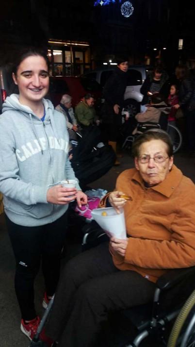 Adultos mayores en Durango