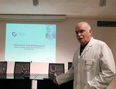 El Doctor Agustín Sagasta nos habla sobre demencia fronto-temporal