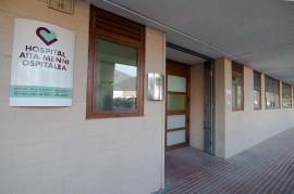 Entrada del Centro de Día para la Tercera Edad Aita Menni de Arrasate