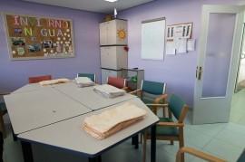 Sala del Centro de Día para la Tercera Edad Aita Menni de Arrasate