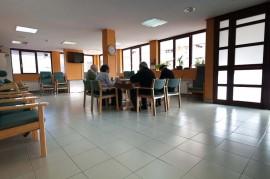 Sala polivalente del Centro de Día para la Tercera Edad Aita Menni de Arrasate