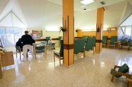 Sala polivalente de la Residencia de Personas Mayores Aita Menni de Arrasate