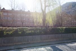 Exterior de la Residencia de Personas Mayores Aita Menni de Arrasate