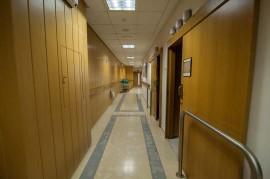 Zonas comunes del Centro de Día para la Tercera Edad Aita Menni de Deusto (Bilbao)