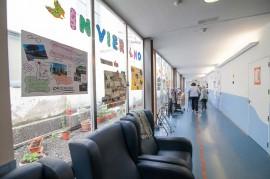 Espacios comunes en el Centro de Día Joxe Miel Barandiaran de Durango