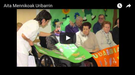 Programa Intergeneracional con la Ikastola Arizmendi de Arrasate
