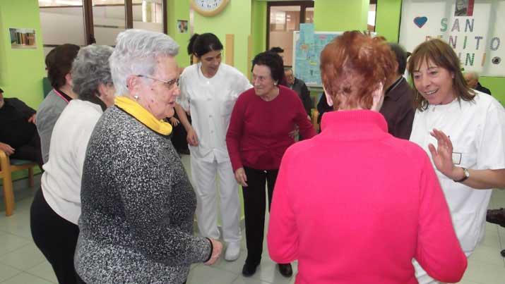 Centro de Día de Personas Mayores Aita Menni de Arrasate