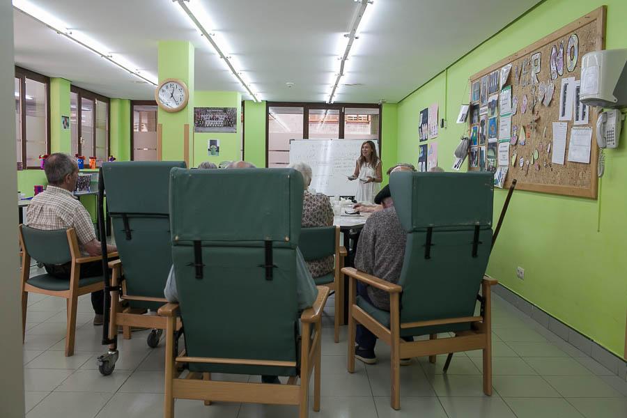 Cursos Educación para la Salud para personas mayores