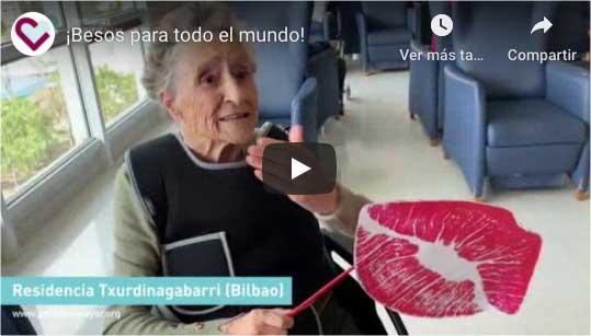 Vídeo de la Residencia de mayores Txurdinagabarri