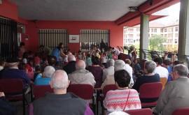 Programa Intergeneracional del Centro de Día de Personas Mayores Aita Menni de Arrasate