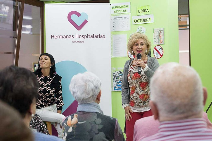 20 aniversario del Centro de Día de personas mayores de Arrasate-Mondragón