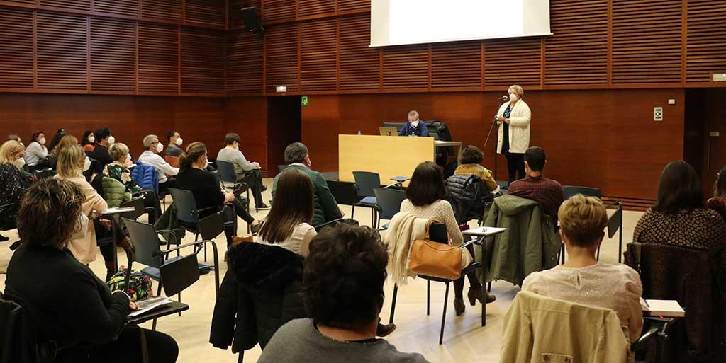 Covid-19: sesión de formación a cargo de Aita Menni y la Diputación de Gipuzkoa
