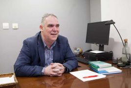Jose Antonio Ezquerra, responsable de Psicología de Aita Menni