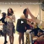 Fiesta de Nochevieja 2016 en la Residencia Txurdinagabarri