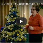 El Centro de Día de Mayores de Soraluze os desea Feliz Navidad