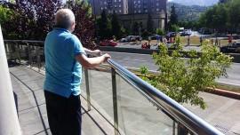 Tropela animatzen Espainiako Itzulian