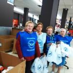 Ayudando en la Gran Recogida del Banco de Alimentos de Bizkaia