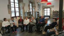 Club de Lectura Fácil para personas mayores en Durango