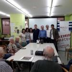Taller de Reminiscencia basada en el Fútbol en el Centro de Día de personas mayores de Arrasate (Gipuzkoa)