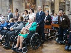Eucaristía de Acción de Gracias en la Basílica de Begoña de Bilbao