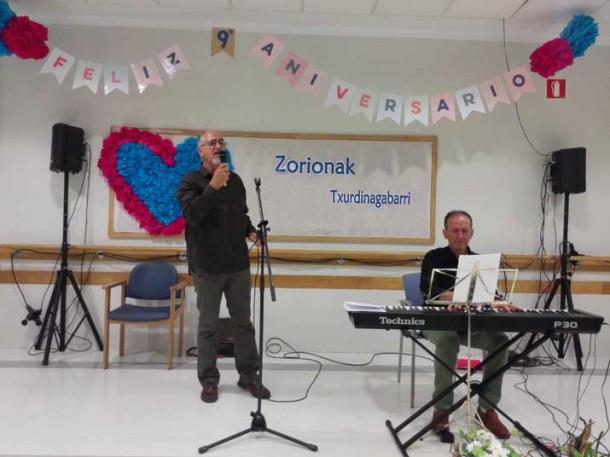 9º Aniversario de la Residencia de Personas Mayores y Centro de Día Txurdinagabarri
