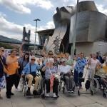 La Residencia de personas mayores Txurdinagabarri de Bilbao, en Abandoibarra