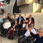 La Residencia de ancianos Txurdinagabarri, en el Museo Guggenheim