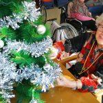 Navidades en las residencias y centros de día de Aita Menni