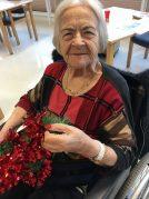 Navidad en las residencias y centros de día de personas mayores de Aita Menni
