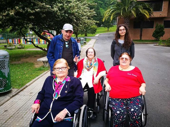Cuentacuentos en el Colegio Begoñazpi